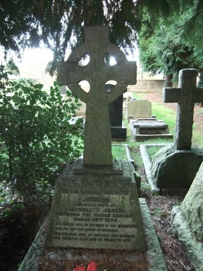 Welsh cemetery records