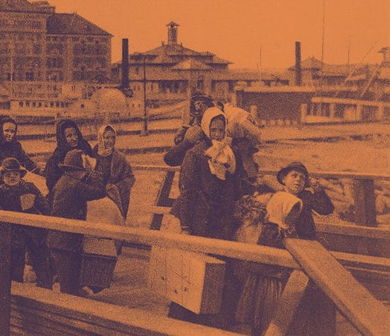 Trace emigrant ancestors