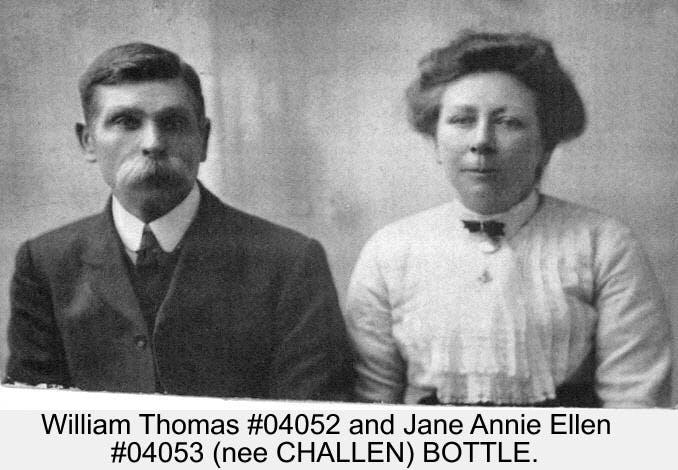 Brenda Blethyn's grandparents