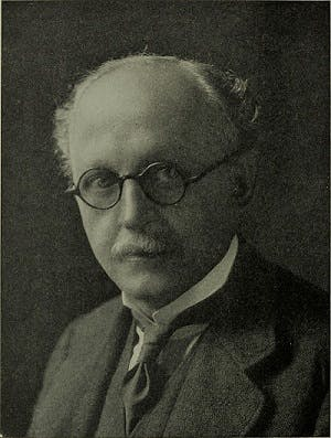 Edwin Lutyens, architect of war memorials