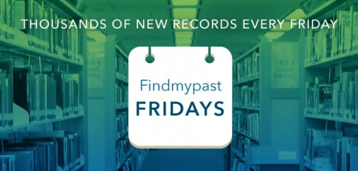 introducing-our-all-new-findmypast-fridays-header