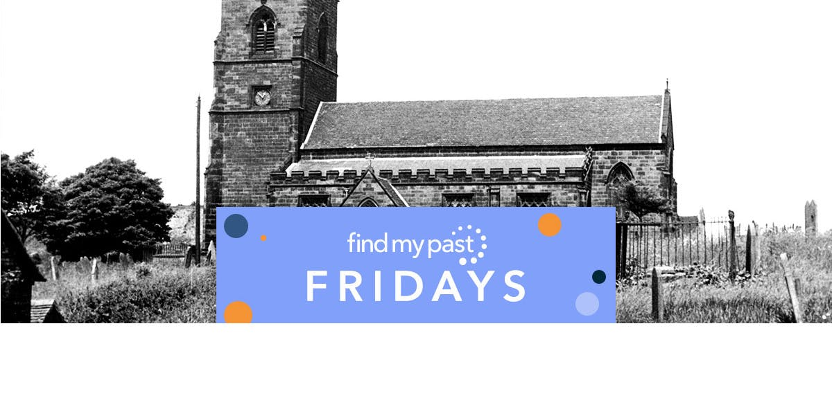 Findmypast Friday burial records