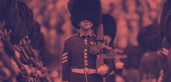 Coldstream guards records