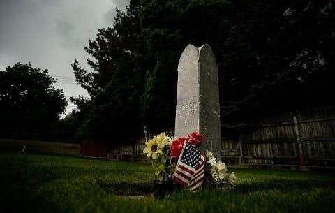 Green Flake's tombstone, Union Pioneer Cemetery, Salt Lake County, Utah.