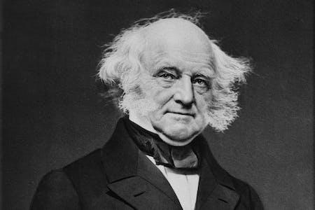 Martin Van Buren's ancestry