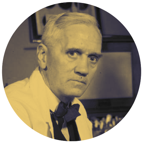 Where did Alexander Fleming live?
