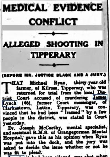 Irish Times in the 1930s