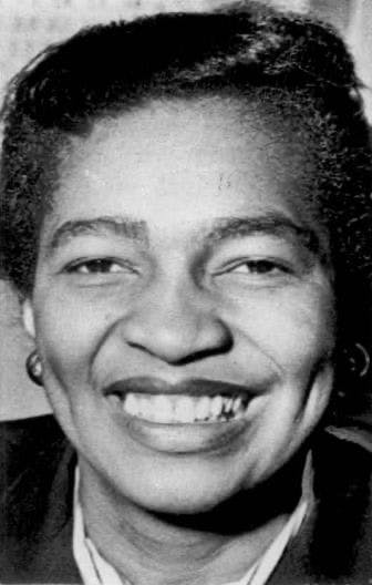 Claudia Jones, Mother of the Notting Hill Carnival