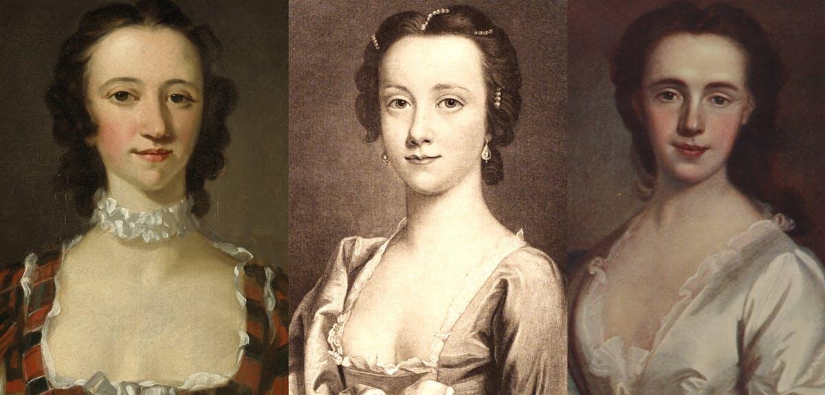 Scottish Jacobite women