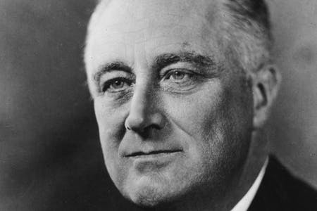 Franklin D Roosevelt Mayflower connection