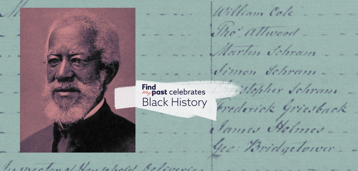 first black british university students