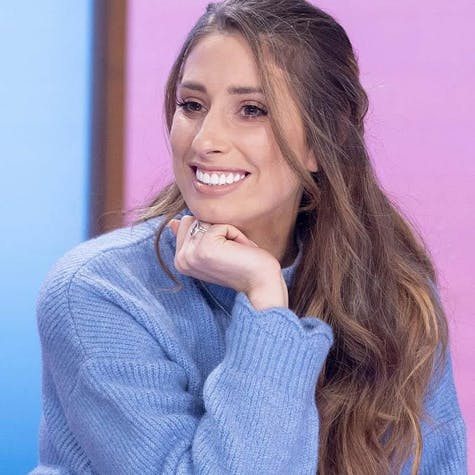 Stacey Solomon family history