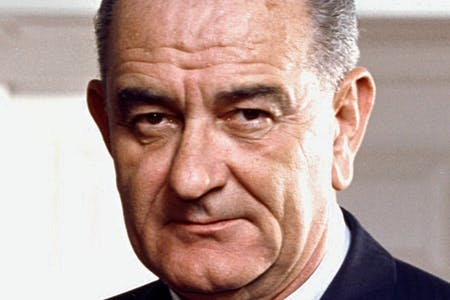 Lyndon B. Johnson's ancestry
