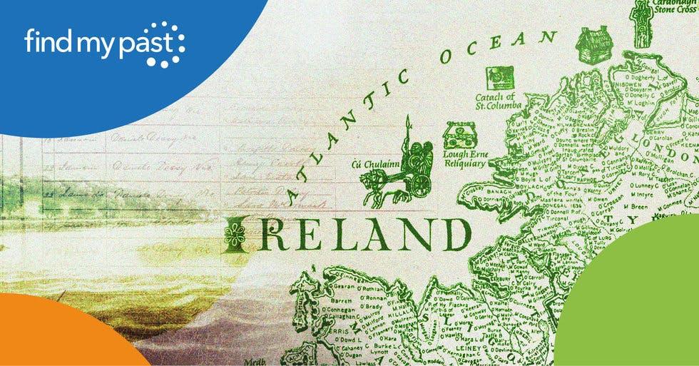 Explore your Irish roots