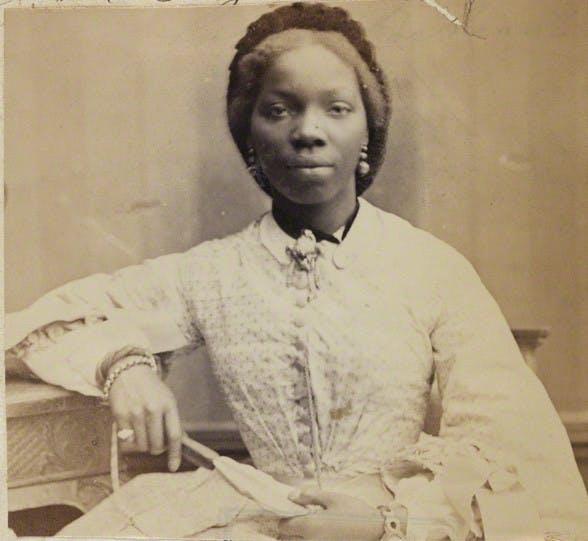 Sara Forbes Bonetta- first of the black royal godchildren