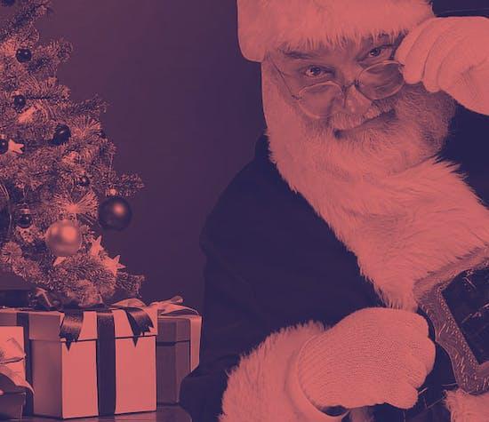 Santa's family tree