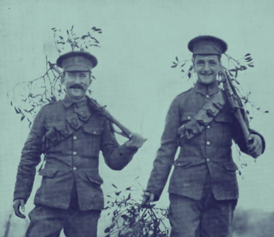 Trace ww1 soldiers