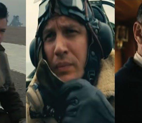 Dunkirk stars war ancestry