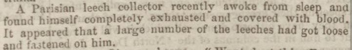 From North Devon Journal August 3, 1854