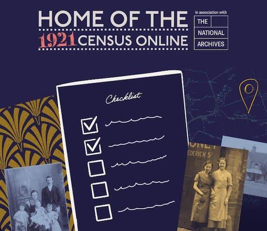 1921 Census release