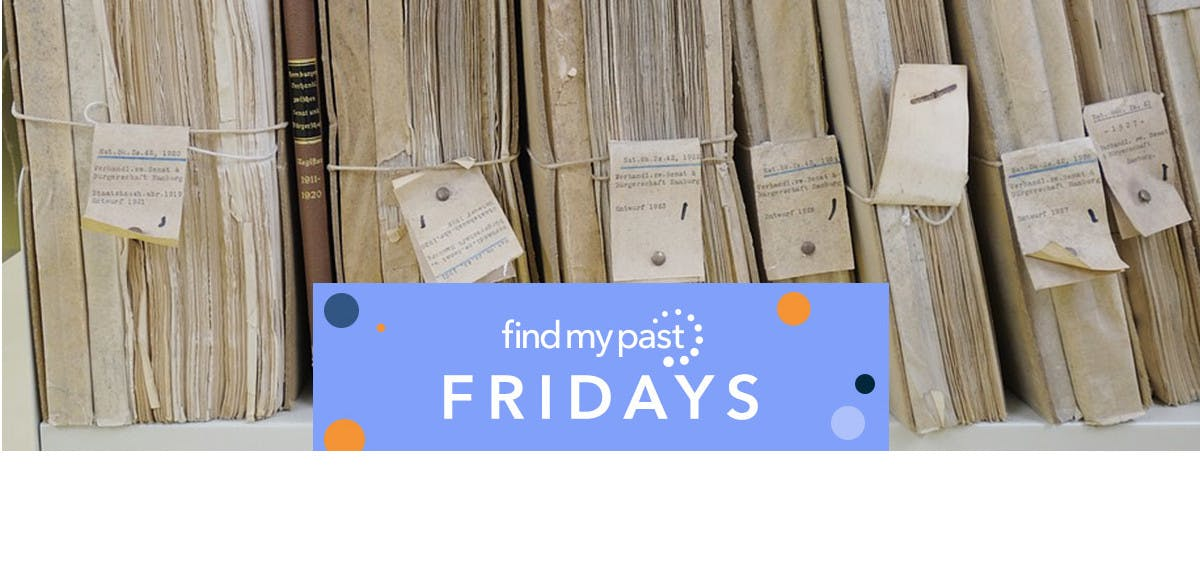 Findmypast Friday Electoral Registers