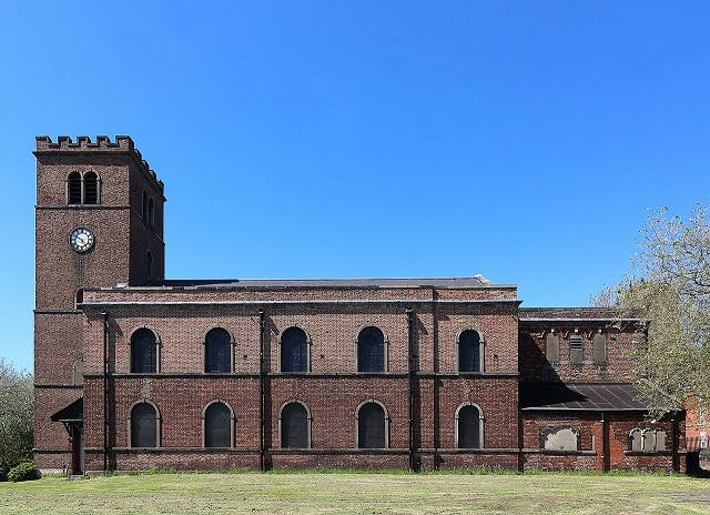 Church of St James, Toxteth