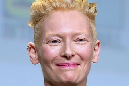 Tilda Swinton related to Robert the Bruce