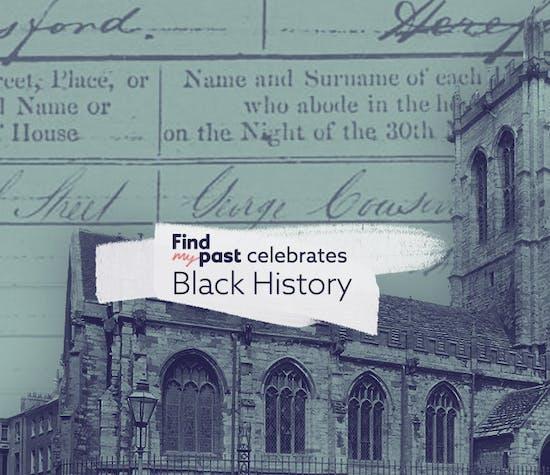 first black british clergy