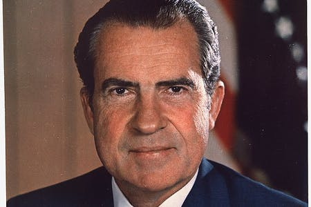 Richard Nixon's ancestry