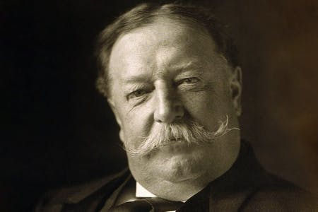 William Howard Taft's ancestry
