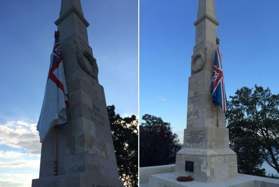 Lutyens' memorial, Southend-on-Sea