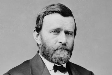 Ulysses S. Grant's ancestry
