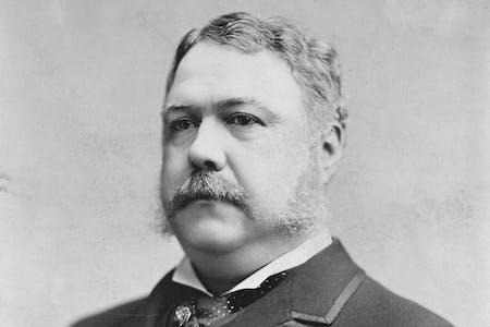 Chester A. Arthur's ancestry