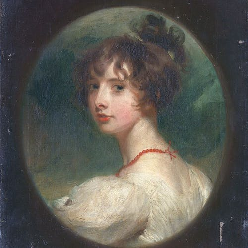 portrait of Countess Cowper