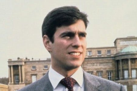 Prince Andrew family tree