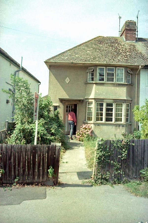 1930s semi detached house