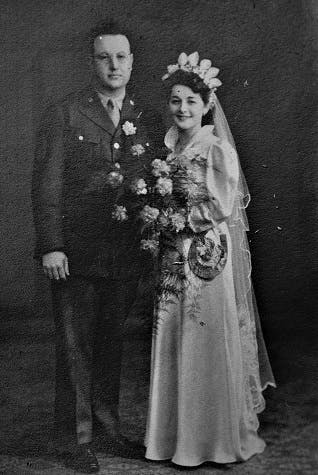 War brides, World War 2