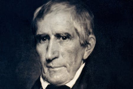 William Henry Harrison's ancestry