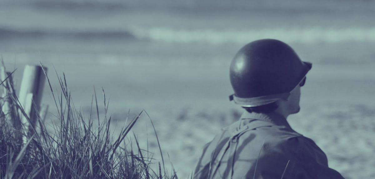 Stories from D-Day