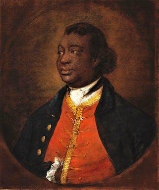 Ignatius Sancho - first Black person to vote in Britain