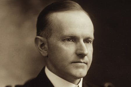 Calvin Coolidge's ancestry