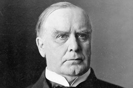 William McKinley's ancestry