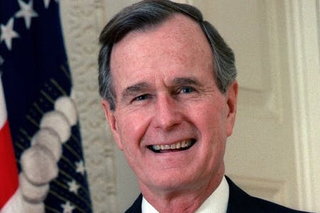 George Bush's ancestry