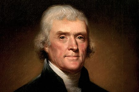 Thomas Jefferson's ancestry