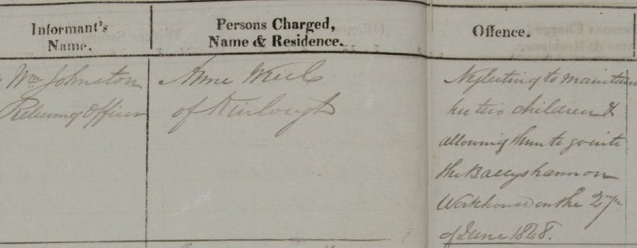 Donegal court records online