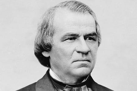 Andrew Johnson's ancestry