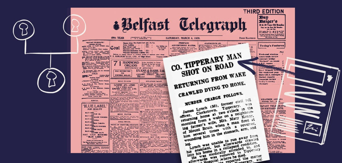 Findmypast Irish newspapers