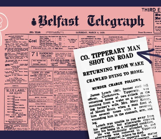 Findmypast Irish newspapers