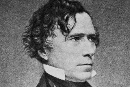 Franklin Pierce's ancestry