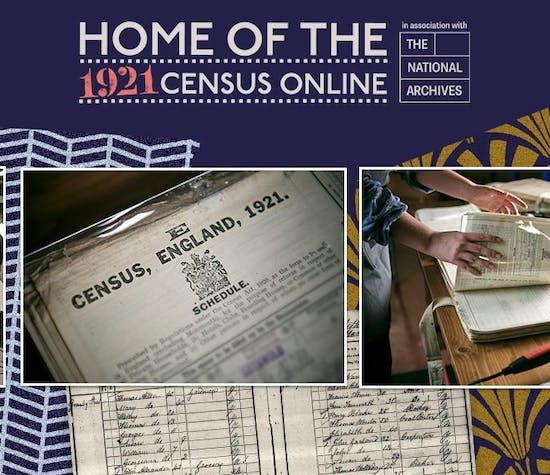 1921 Census digitisation